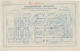 [Third section of] Shaughnessy Heights