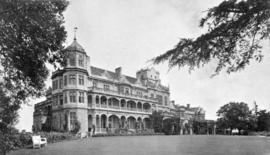 Viceregal lodge, Simla
