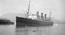 "[S.S. ""Empress of Canada""]"