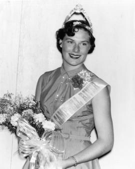 "Miss Barbara Hay, ""Miss Campbell River"" : [portrait]"
