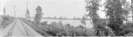 [View of the North Arm of the Fraser River]