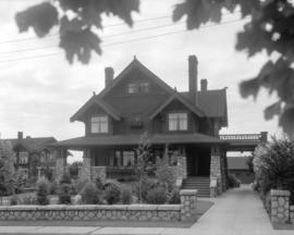 Mr. McBeath's House [1366 West 26th Avenue]