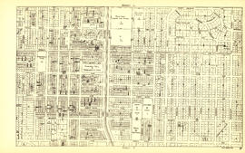 Sheet P : Trafalgar Street to Granville Street and Thirty-ninth Avenue to Thirty-seventh Street