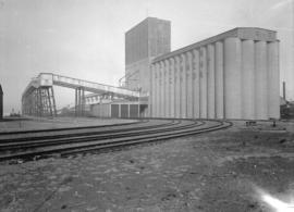 Canadian government grain elevator