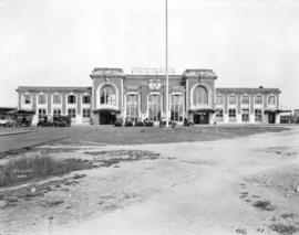 [Union Station, Great Northern Railway depot]