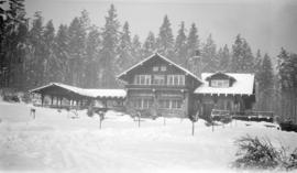 [Stanley Park Pavillion in the snow]