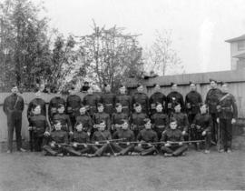 """G"" Company Sixth Regiment, Duke of Connaught's Own Rifles Field Day"