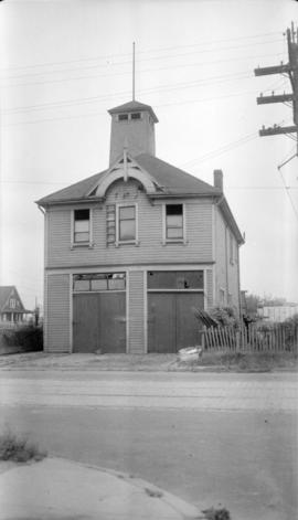 No. 5 Firehall [corner of Vernon Dr. and Keefer St.]