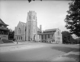 [First Baptist Church (Burrard and Nelson)]