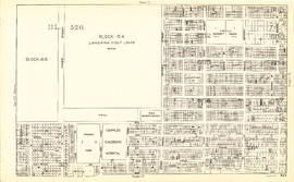 Sheet S.V. 4 : Ash Street to St. George Street and Fifty-first Avenue to Sixty-third Avenue
