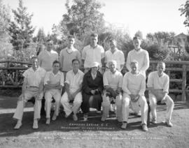 Canadian Legion C.C. Wednesday League Champions 1936