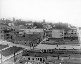 The City of New Westminster