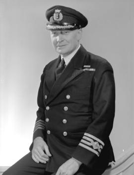 C.P.R. Captain L.C. Barry