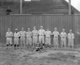 Arnold & Quigley [Base]ball Team, 1920