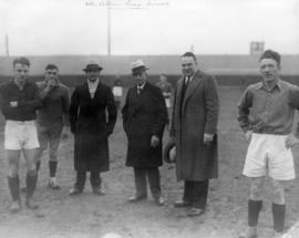 C.B. Allan Semi Final, Athletic Park, December 10, 1932