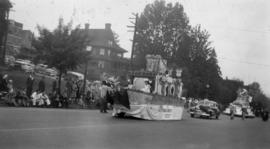 Parade for 1939 royal visit [1 of 2]