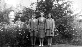 John Banfield, Jane Banfield, Alix Louise Gordon