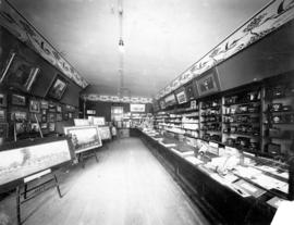 [Interior of Bailey Bros. Photographic Supplies store - 138 Cordova Street]