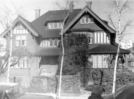 [Exterior of residence - 1945 Barcley Street]