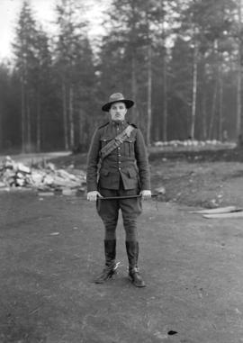 29th Battalion and Yukon Detachment [soldier]