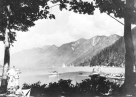 [View of Horseshoe Bay]