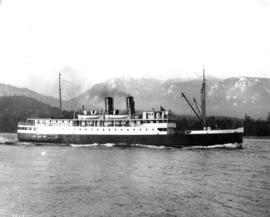 "[S.S. ""Catala"" entering Vancouver Harbour]"