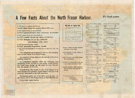 A few facts about the north Fraser River
