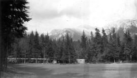 View of the Capilano Golf Course