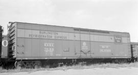 C.B. and Q. Rly. Refer. Exp. [Burlington Refrigerator Express Boxcar #R.B.B.X. 79186]