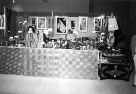 Display of handicrafts