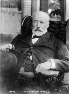 Portrait of Sir William Van Horne