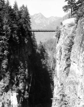 Upper Capilano Canyon