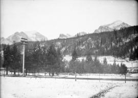 View on C.P.R. [(Mountain)]