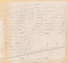 Sheet 3A [Windermere Street to 5th Avenue to Slocan Street to Grandview Highway]