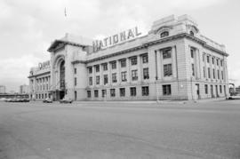 Buildings of the CNR Station, 1150 Station Street