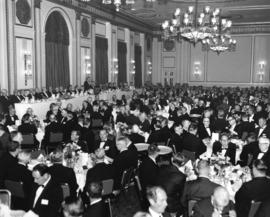 [Banquet to celebrate the 100th anniversary of Mount Hermon Lodge]