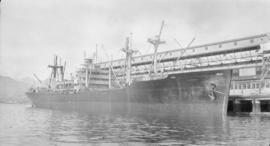 S.S. Alwaki [at dock]