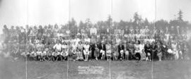 Gordon Campbell Annual Picnic July 27th Newcastle Island 1940