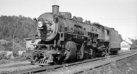 N.P. [Steam, Road Eng. #]1791 [Class 2-8-2]