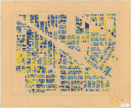 Age of buildings : Knight Street to Slocan Street/Wales Street and 22nd Avenue to 37th Avenue