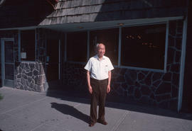 Owner of Silver Grill Restaurant in Kamloops, B.C.