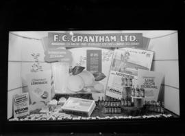 B.C.E.R. Co. Display Dept. - Grantham