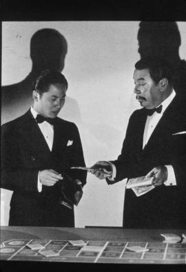 W. Oland and V.S. Yung - Charlie Chan at Monte Carlo, 1938