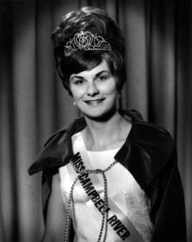 Donna Bailey, Miss Campbell River '67 : [portrait]