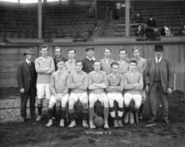 [Group photo of Kitsilano Football Club]
