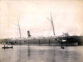 C.P.R. steamer Athabasca, Fort William, Ont.