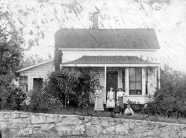 [Exterior of T.J. Bayly (Bailey) residence - 69 13 Avenue]