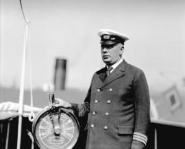 "Captain Boden, Union Steamship Co., ""Lady Cynthia"""