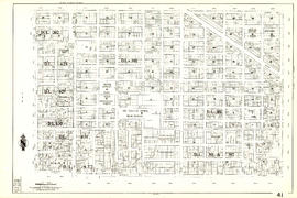 [Sheet 41 : Ontario Street to Inverness Street and Twenty-eighth Avenue to Sixteenth Avenue]