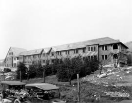 "Provincial Mental Hospital - urse's Home - Essondale, B.C. - E.H. Shockley ""Contractor&..."